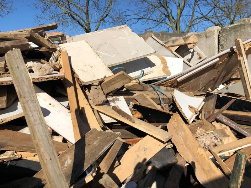 Houtafval| Zakelijke dienstverlening | Baars recycling