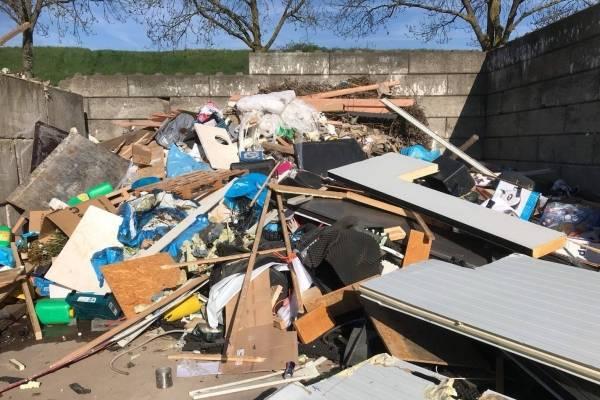Bouw- en sloopafval | Baars Recycling