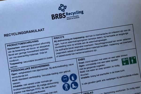 Veiligheidsinstructies| Documenten | Baars Recycling